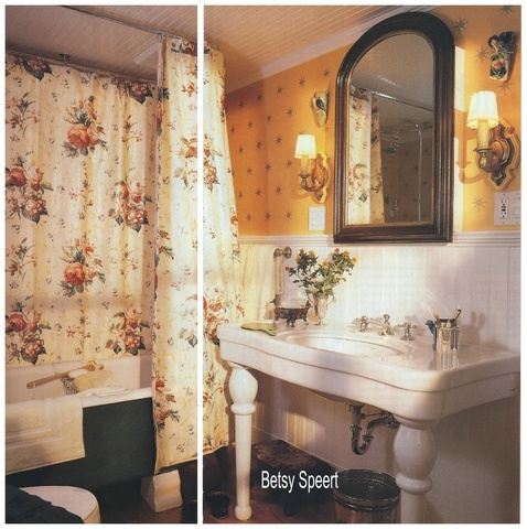 Betsy Speert's Blog: Vintage Bathroom Makeover
