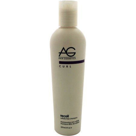 ReCoil Curl Activating Shampoo by AG Hair Cosmetics for Unisex, 8 oz