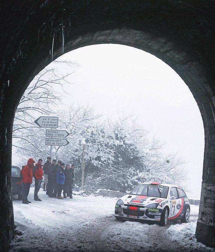 Rallye Monte-Carlo Ford Focus WRC✔️