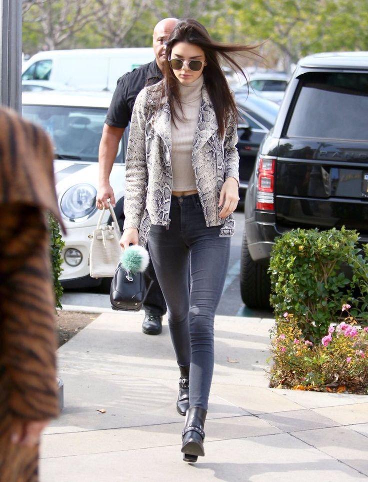 Kendall Jenner Fashion Pinterest