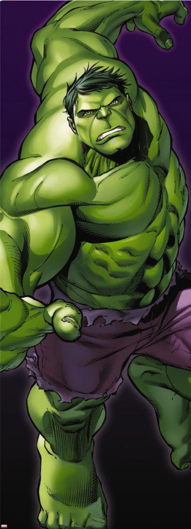 Hulk - panoramique Komar
