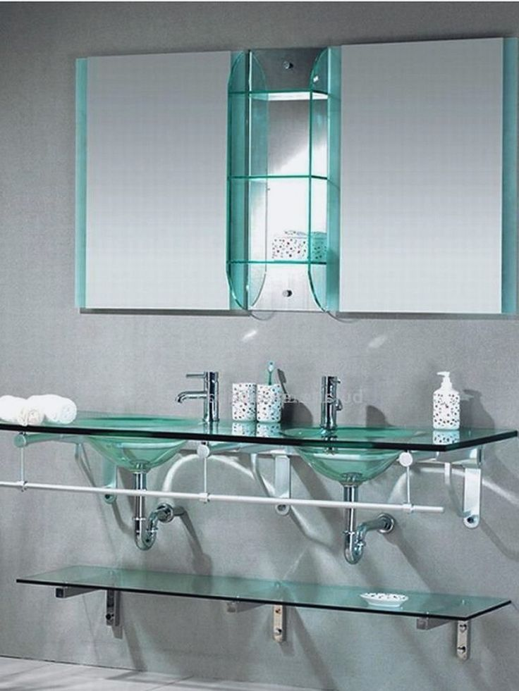 Glass Shelf For Bathroom Review