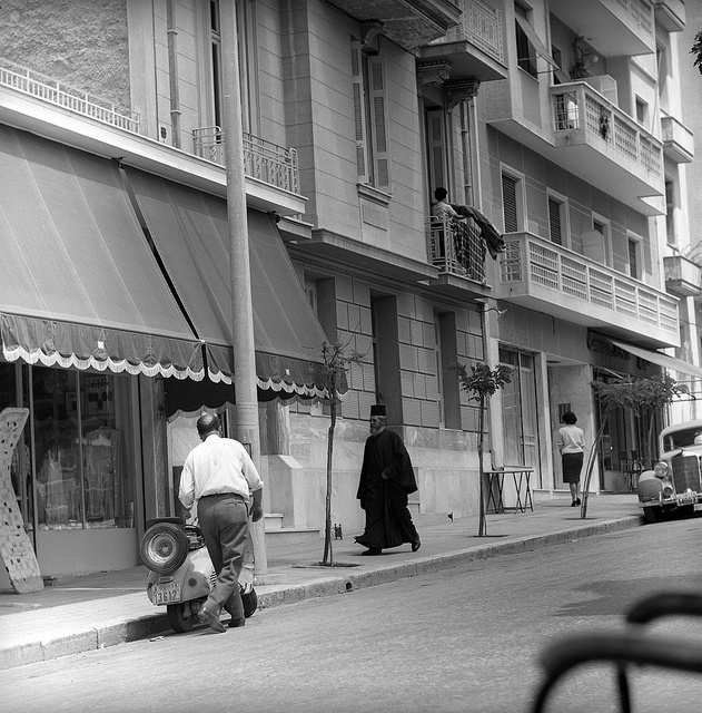 athens, greece may 1959 Nick DeWolf, photographer