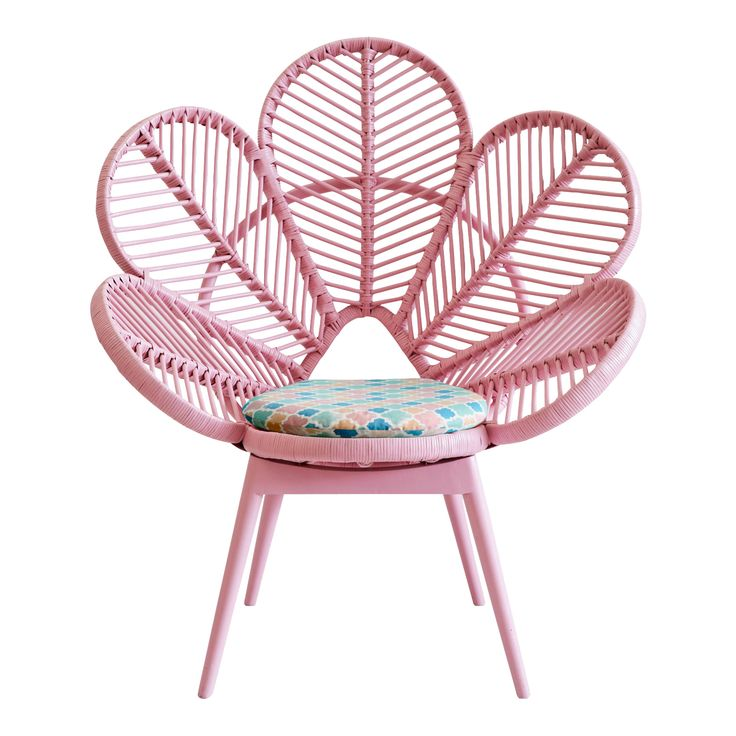 Love Chair Pastel Pink | The Family Love Tree