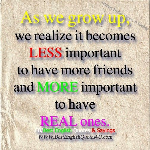 Best English Quotes & Sayings: Friendship