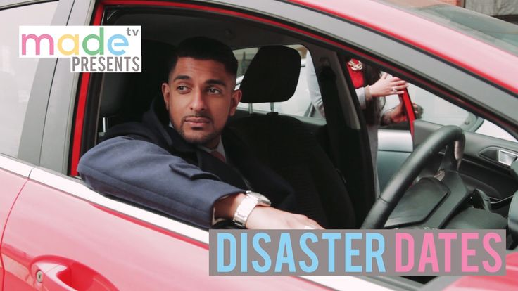 Disaster Dates - The Rude Boy