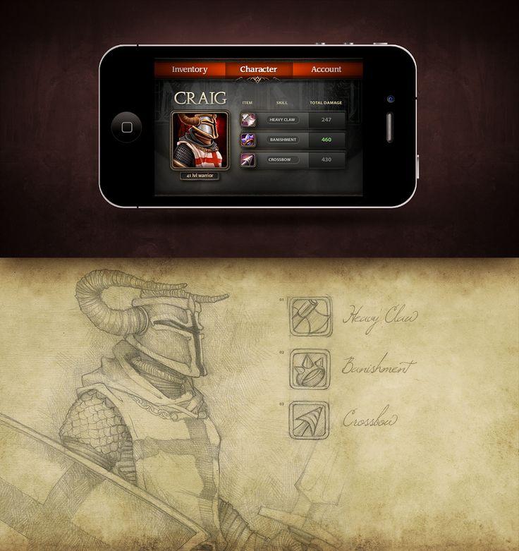 iPhone app - Ui - Icons - Creative Mints