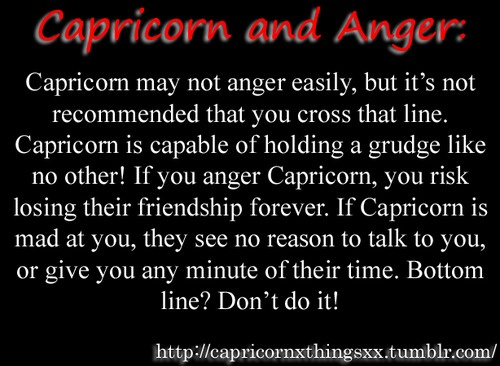 love facts about capricorns and their relationship