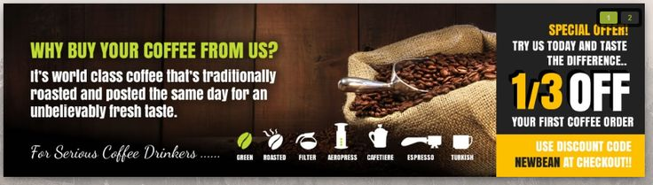 Buy Coffee Beans Online from Coffee Bean Shop