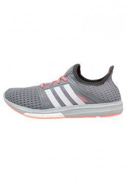 adidas Performance - CC SONIC BOOST - Matalavartiset tennarit - grey/white/flash red