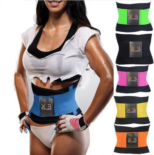 Waist Trainer Corset Body Shaper Belt