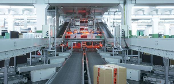 Kurier, Express, Post & Fracht. Sick liefert Automatisierungstechnik    Mehr Infos: http://www.mm-logistik.vogel.de/suchergebnis/?keyword=Sick