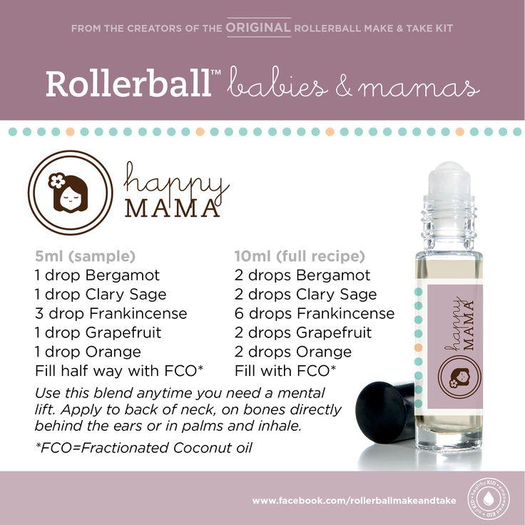 Happy Mama :: Rollerball Babies & Mamas