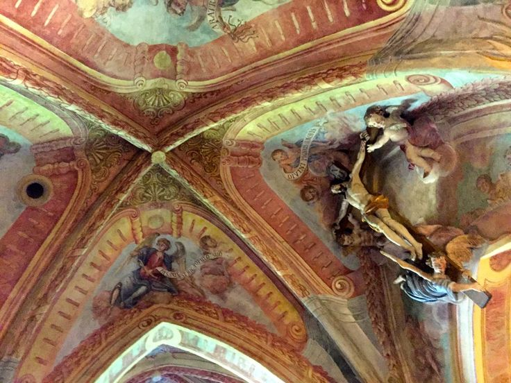 Spanie w klasztorze jest spoko, czyli z wizytą u mniszek w Staniątkach…