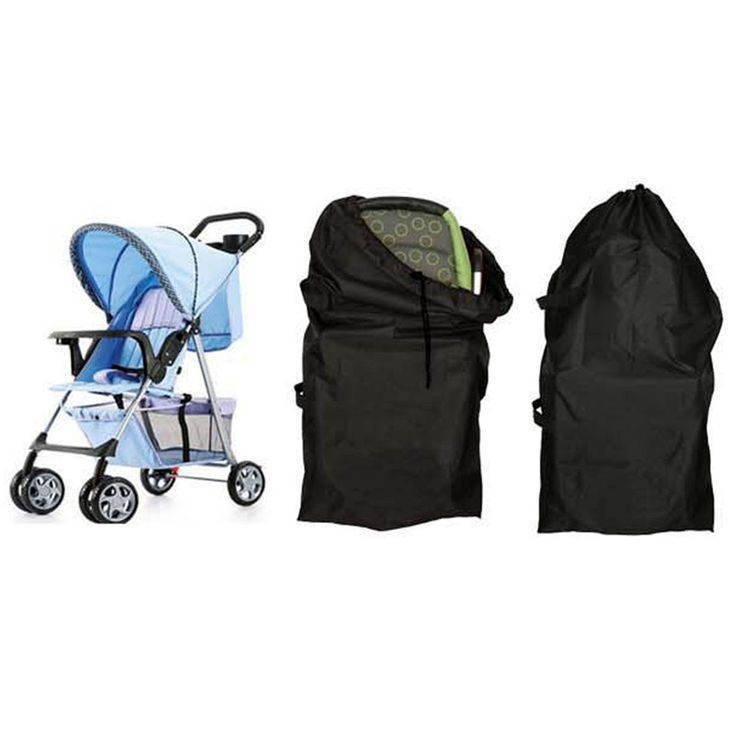 Baby Stroller Covers Oxford Cloth Stroller Pram Baby Bag Baby Car Air Stroller Pram Baby Bag Buggy Travel Cover Case