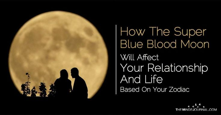 On January 31st 2018, a Blue Moon, a total lunar eclipse and a supermoon coincided to create a rare lunar event that hasn't been seen in more than 150 years. So what does that mean for zodiac exactly?How The Super Blue Blood Moon Will Affect Your Relationship And Life Based On Your Zodiac