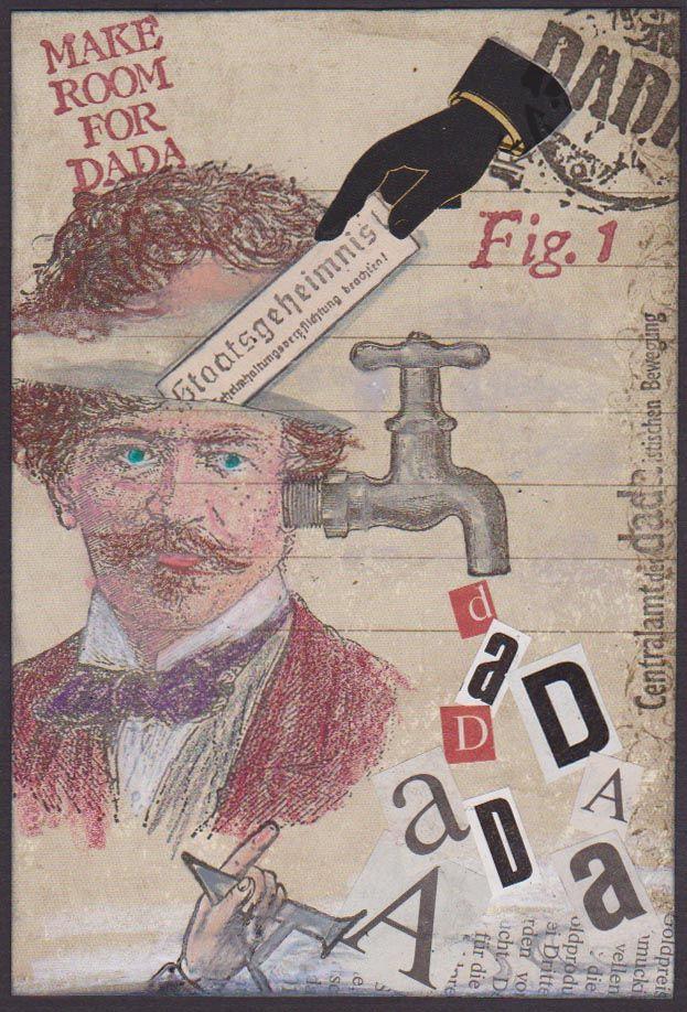Dada art movement essay help