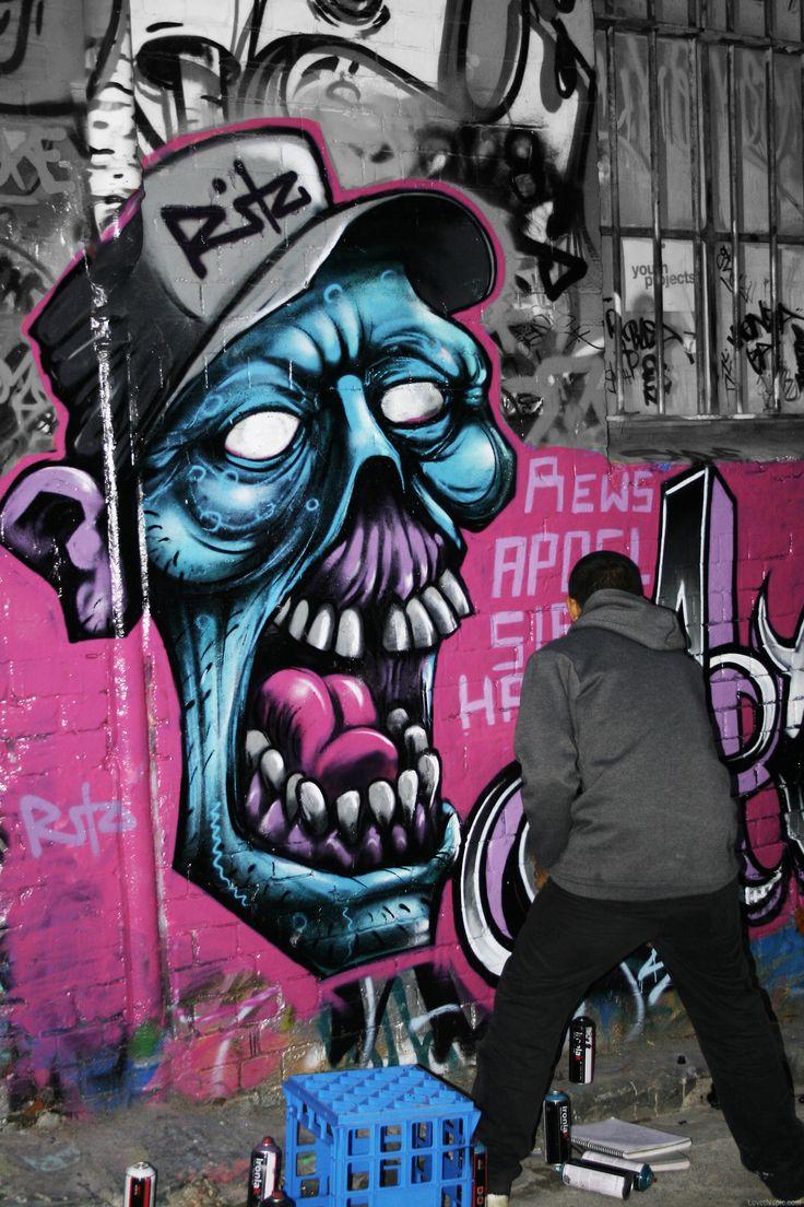 Trending Graffiti Artists Ideas On Pinterest Is Graffiti Art - Street artist turns street furniture into characters