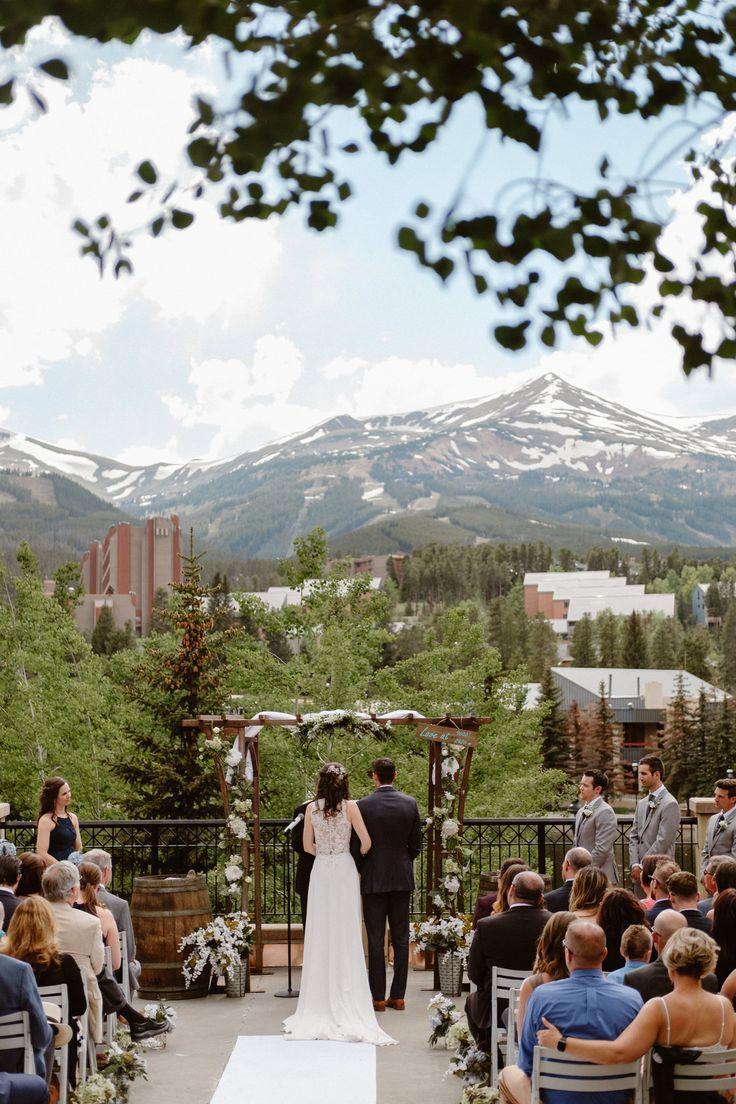 Main Street Station Wedding In Breckenridge With Boreas Pass Portraits Ski Resort Wedding Mountain Wedding Colorado Colorado Wedding Venues