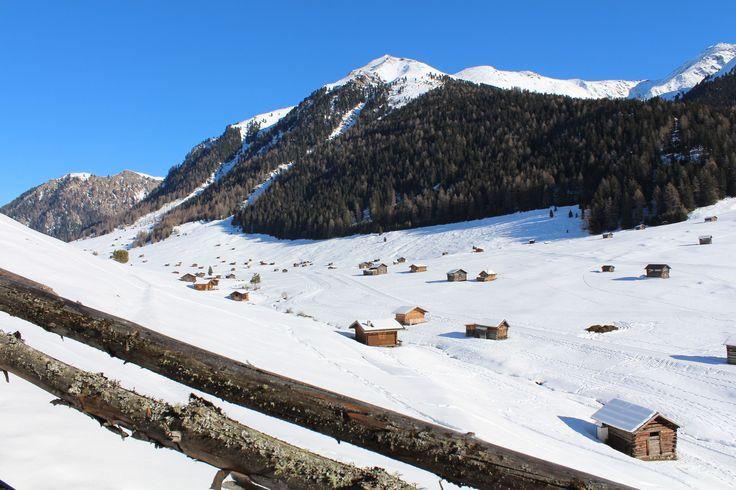 #Natur #Schnee #Winter #tiroleroberland #Tschey (c) Kurt Kirschner