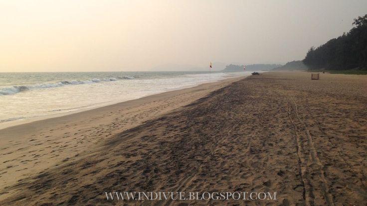 Galgibaga Beach, Goa, India, 2015