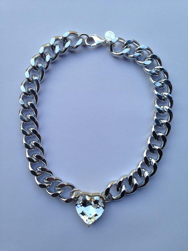 MAXI-CHAIN collar