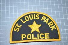 St Louis Minnesota Park Police Patch