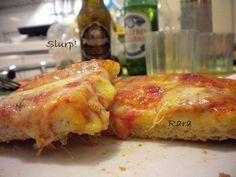 LA PIZZA IN TEGLIA con impasto di GABRIELE BONCI!!