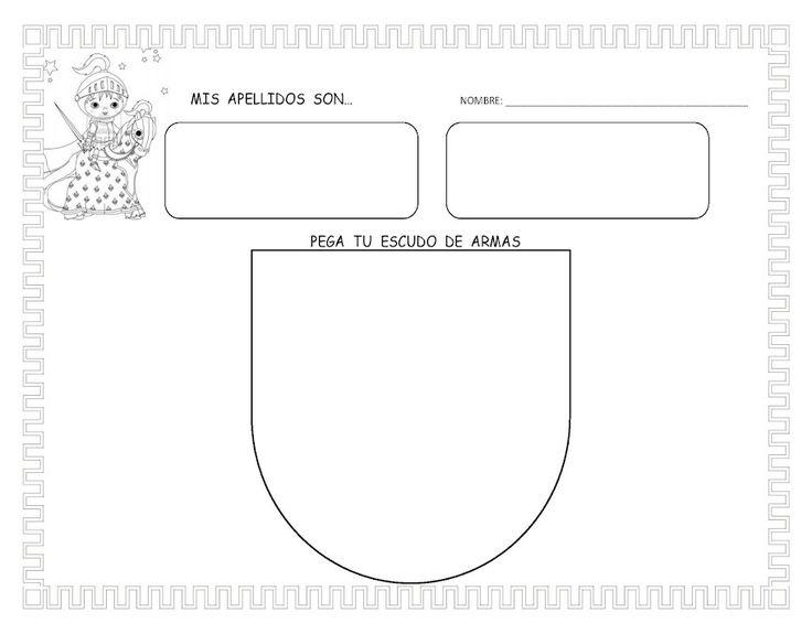 ESOS LOCOS BAJITOS DE INFANTIL: MAS FICHAS DEL PROYECTO LOS CASTILLOS