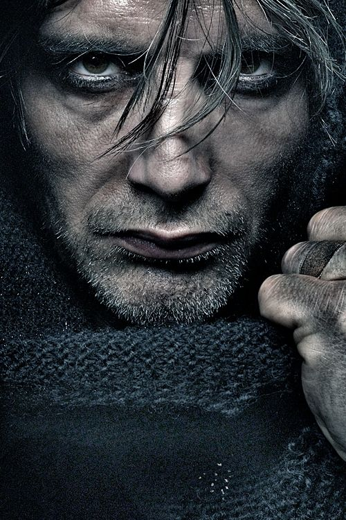 """Mads has a terrifying subtlety and you start seeing the way a person can command other people by doing practically nothing and terrifying the sh*t out of you."" ~ David Slade"
