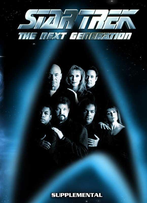 Star Trek the Next Generation - my favorite of the Star Treks.