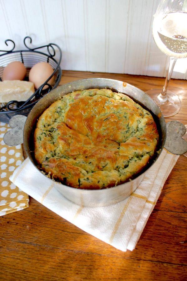 Souffle Aux Epinards Spinach Lake Lure Cottage Kitchenlake Kitchen Food Printables Dish