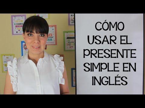 EXPLICACIÓN DEL PRESENTE SIMPLE | CURSOS DE INGLÉS ATS