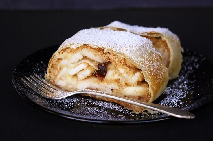 Original Viennese Apple Strudel (Apfelstrudel) recipe on Food52