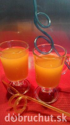 Pomarančovy džús z tlakového hrnca | Dobruchut.sk