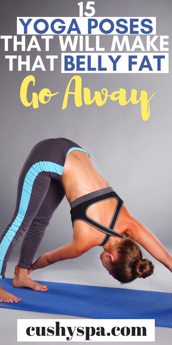 15 Yoga Poses That Wil Make That Belly Fat Go Away – nejnalilia .