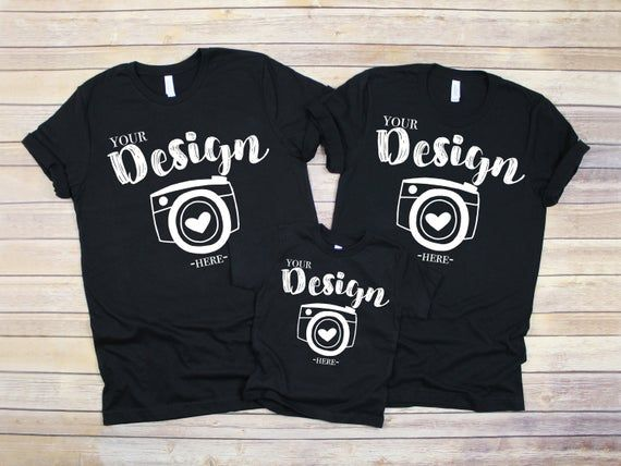 Download Download Free Family Blank Black T Shirt Bella Canvas 3001 3001t Black Psd Free Psd Mockups Templates Free Packaging Mockup Shirt Mockup Mockup Free Psd
