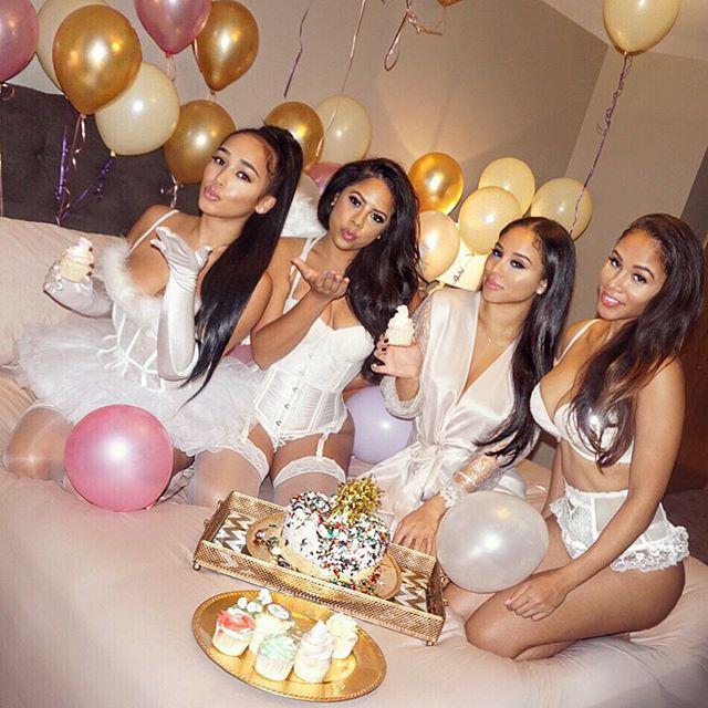 Parties Group lingerie