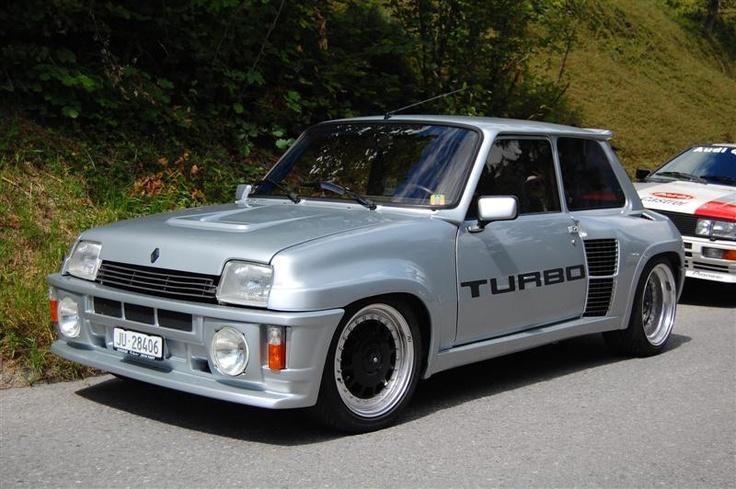 Renault Turbo 5