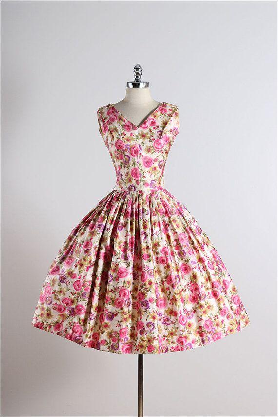Reserved /// The Jones Girl . vintage 1950s by millstreetvintage