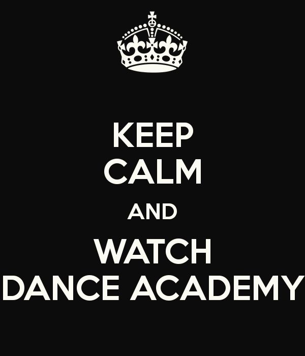 Does anyone want to join my Dance Academy board? It is not a group board yet but it would be awesome if it was! Anyone who likes this show or wants to start watching it can join:)