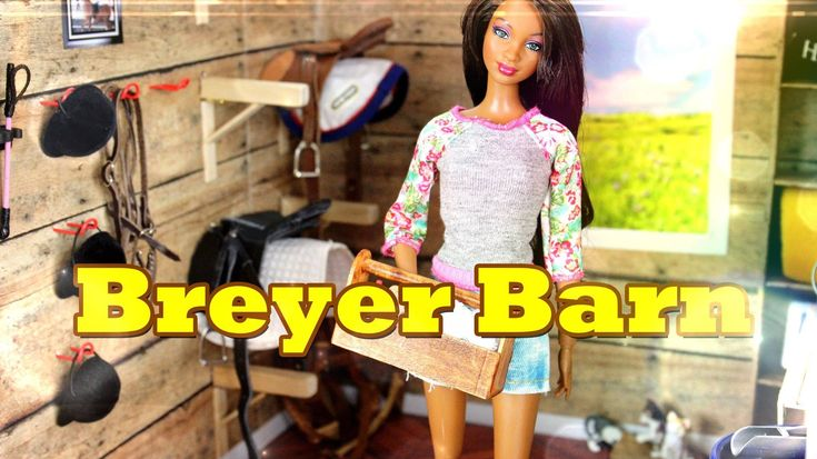 How to Make a Doll Breyer Horse Barn : Tack and Feed Room - Doll Crafts