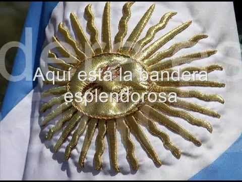 Marcha Mi Bandera (marcha a la bandera argentina - march to the argentin...
