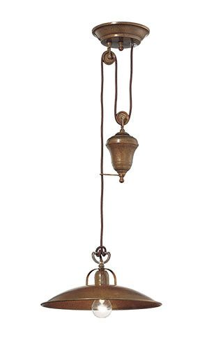 BARCO Pulley Pendant - 207.14