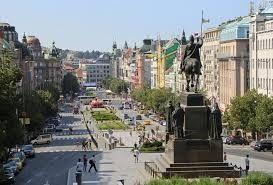 Výsledek obrázku pro václavské náměstí