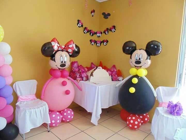 Mickey Minnie cumpleaños