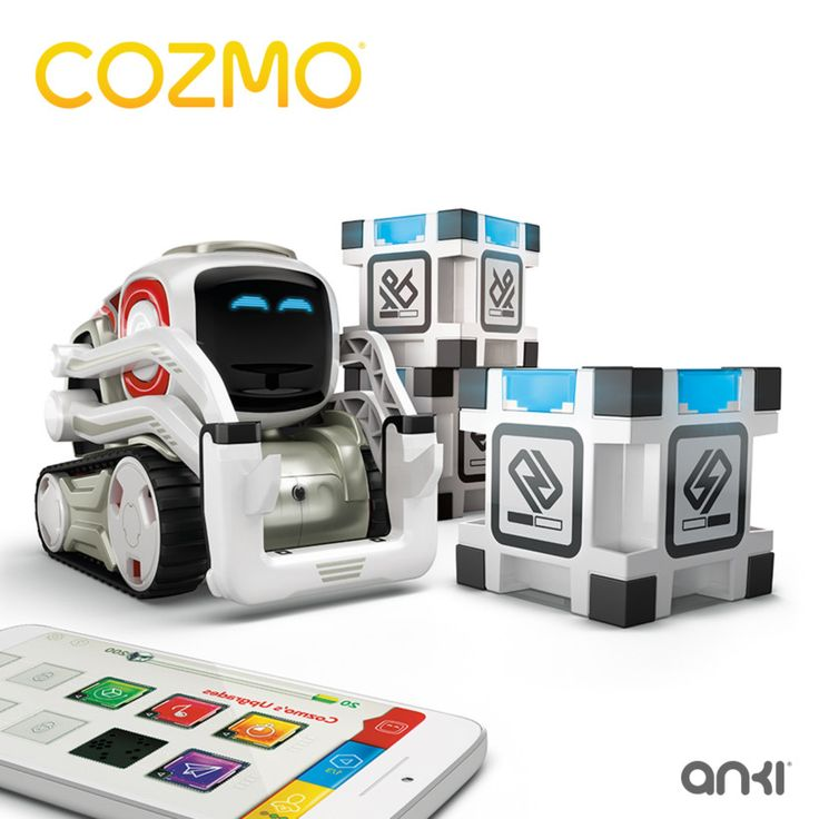"""Find Cozmo on eBay Anki's Cozmo is now getting a programming platform of its very own. Starting today, Cozmo owners will have access to """"Code Lab"""", a visual programming platform b…"""