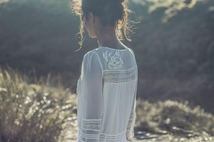 Laure de Sagazan | Robes de mariée | Collection Deux mille quatorze