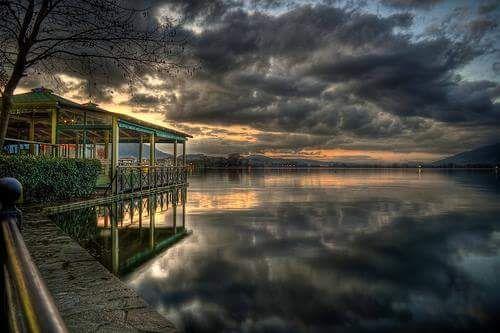 Ioannina, Lake Pamvotis