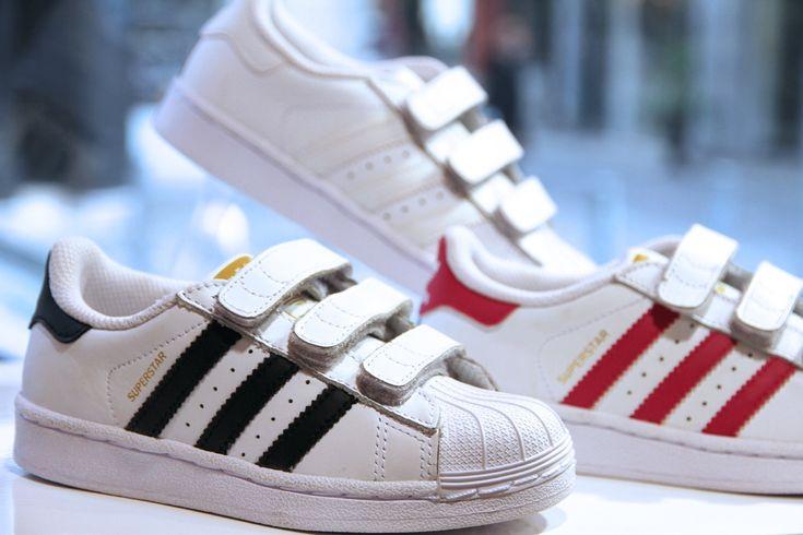 Les Adidas Superstar Enfants #sneakers #baskets #modeenfant #rouen